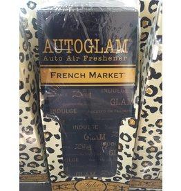 Tyler Candle Company Autoglam Auto Freshener French Market