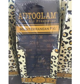 Tyler Candle Company Autoglam Auto Freshener Mediterranean Fig