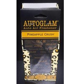 Tyler Candle Company Autoglam Auto Freshener Pineapple Crush