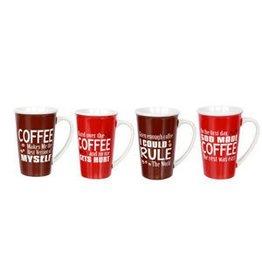 DENNIS EAST INTERNATIONAL INC Stoneware Latte Mug (20 oz)
