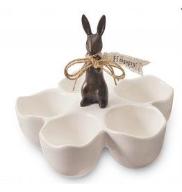 Mud Pie Bunny Egg Cup