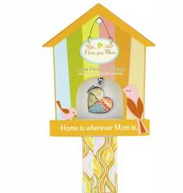 Parakeet Mother's Day Necklace
