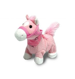 Cuddle Barn Dolly - Pink Horse
