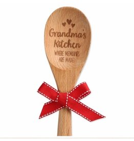 BROWNLOW GIFT Grandma's Kitchen Wood Spoon