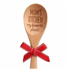 BROWNLOW GIFT Mom's Kitchen Wooden Spoon