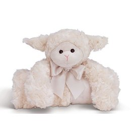 The Bearington Collection Cuddle Me Lamby Blanket
