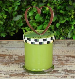 Round Top Collection Heart of Round top candle