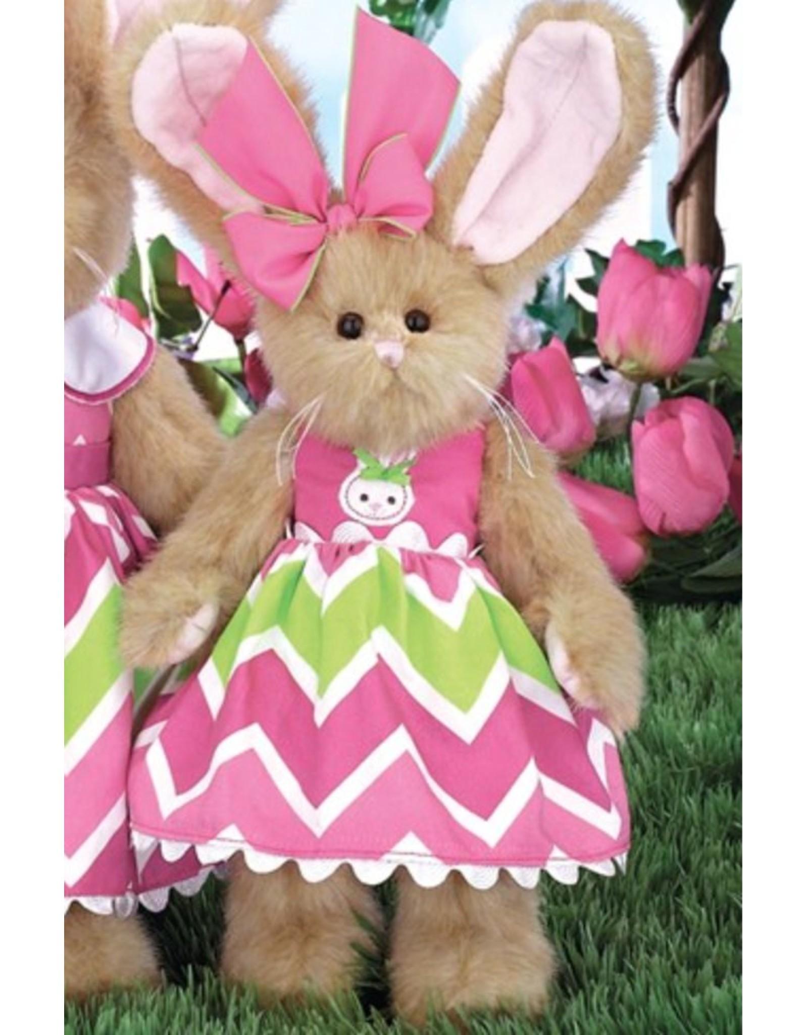 Bearington Collection Layla Bunny Plush