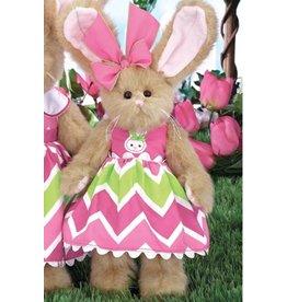 The Bearington Collection Layla Bunny