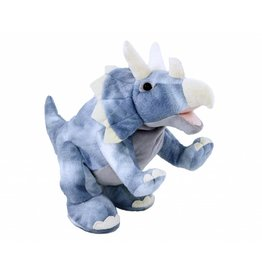 Cuddle Barn ROAR & MORE TRICERATOPS