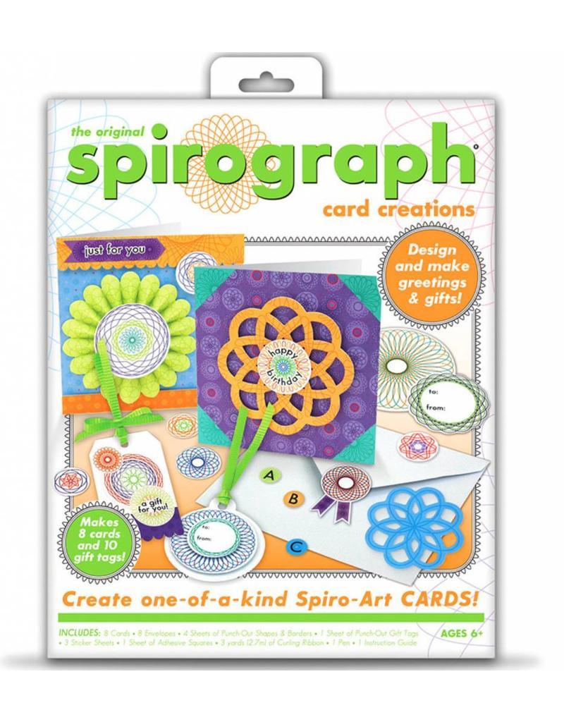 Kahootz Spirograph Card Creations