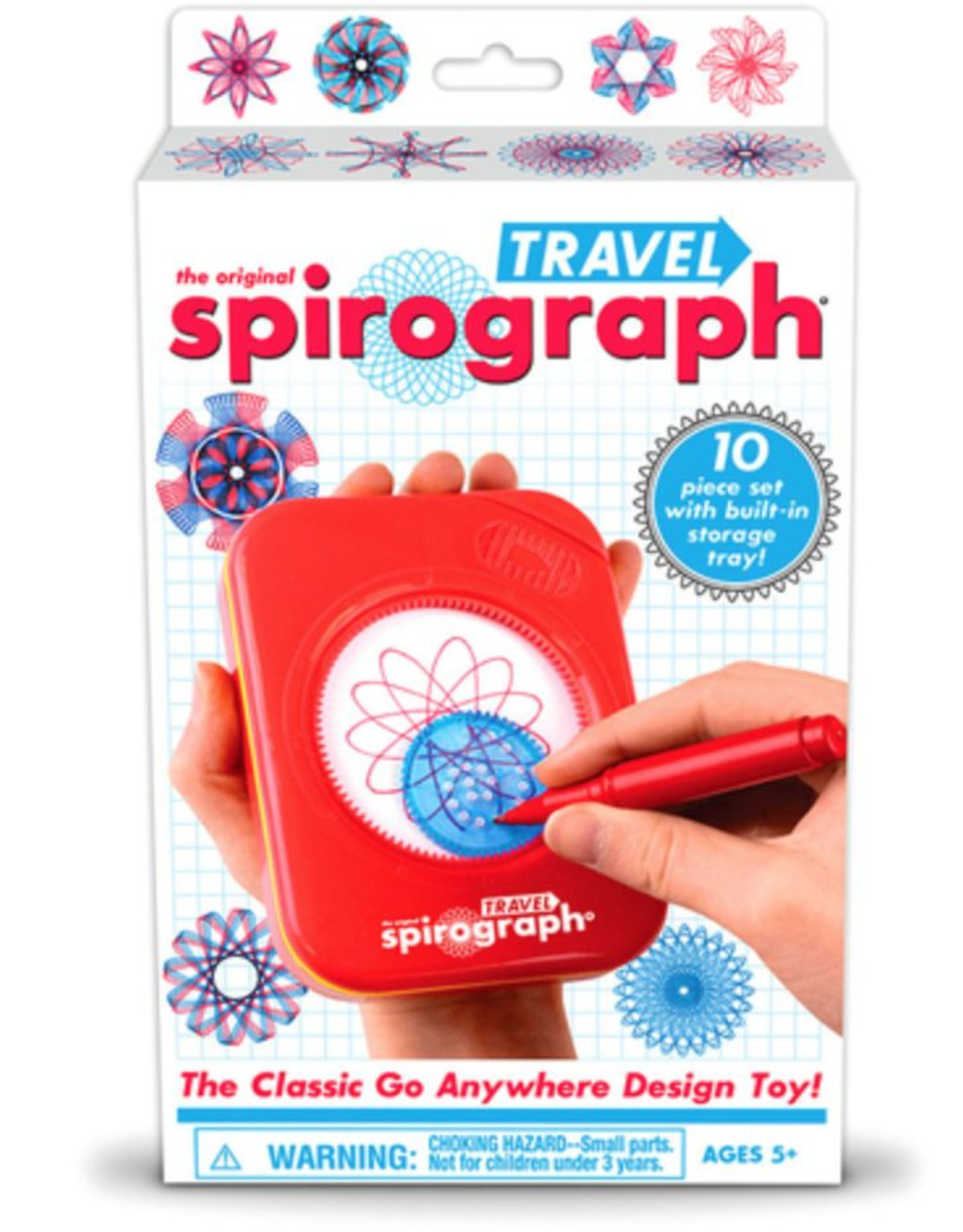 Kahootz Travel Spirograph