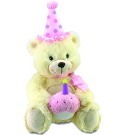 Cuddle Barn Birthday Bear