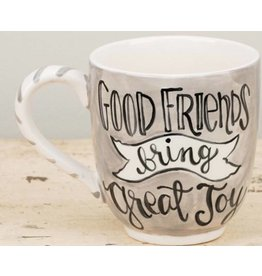 Good friends jumbo mug