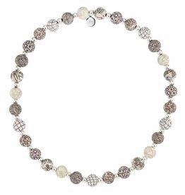 JILZARA Latte necklace