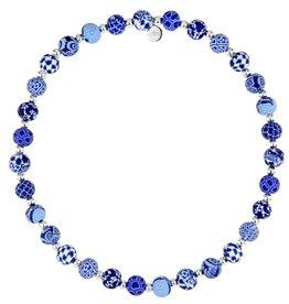 jilzarah JILZARA Navy necklace