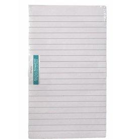 Aluminum Note Pad Refill Pads