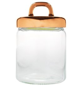 Home Essentials 41oz. Copper Loop Canister