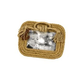 Round Top Collection Rope Frame