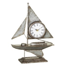 UMA ENTERPRISES INC. Ship Desk/Table Clock