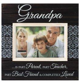 Malden Grandpa 4x6 Frame