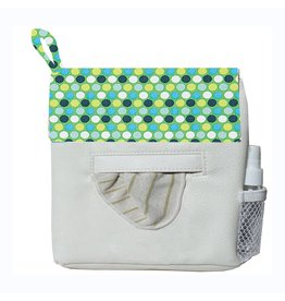 Hand & Face Cleaning Kit - Polka dot pattern