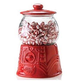 Home Essentials Ceramic Gumball - Red 84 oz.