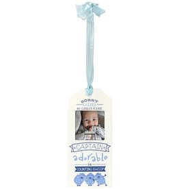 Malden Captain Adorable Blue Ribbon Frame