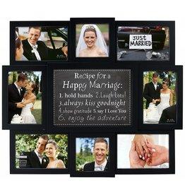 Malden 8-Op Happy Marriage Frame