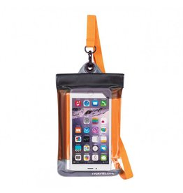 Travelon Waterproof Pouch- Orange