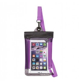 Travelon Waterproof Pouch- Purple