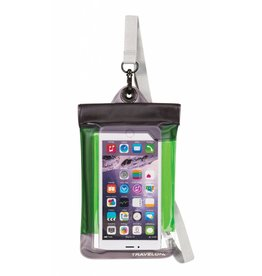 Travelon Waterproof Pouch- Green