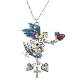 Car Charm- Colorful  Angel
