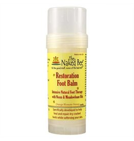 Naked Bee Naked Bee Restoration Foot Balm