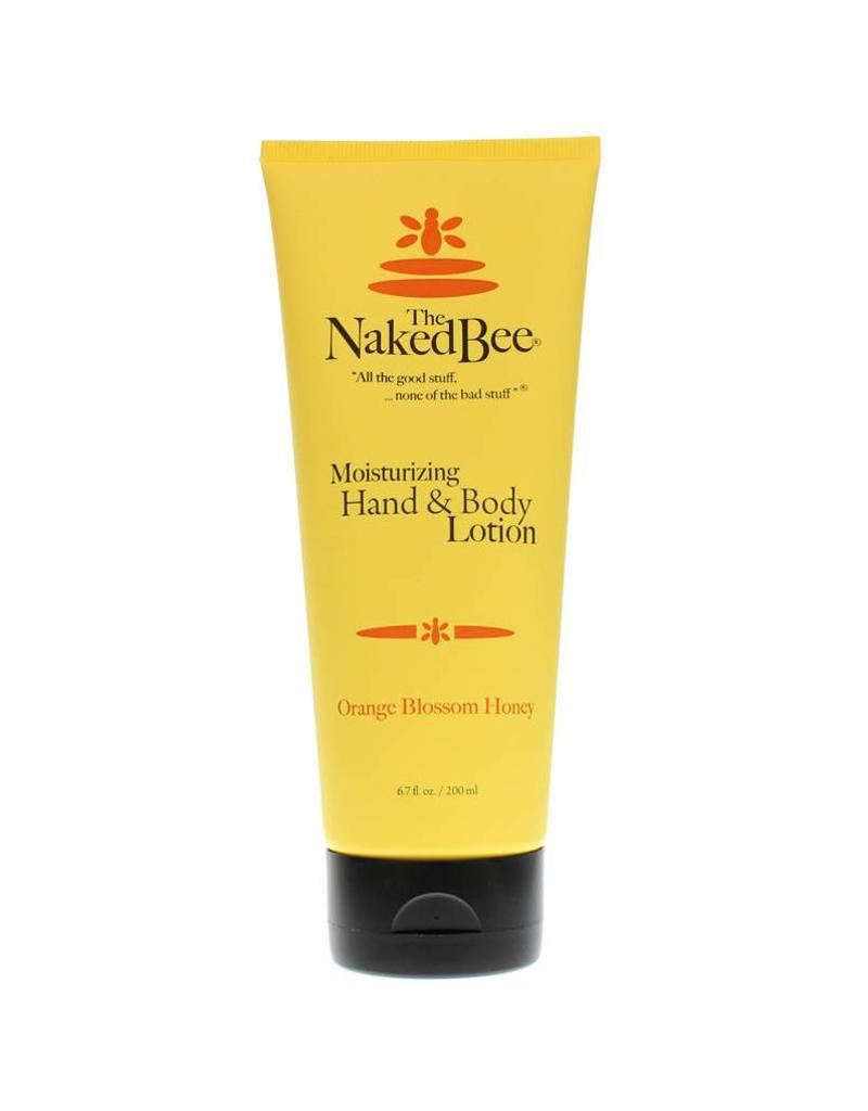 Naked Bee Lotion -Or. Bl. Honey 6.7oz. Large Tube