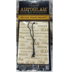 Tyler Candle Company Autoglam- Bless Your Heart