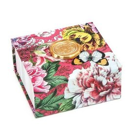 MICHEL DESIGN WORKS PEONY Note Box