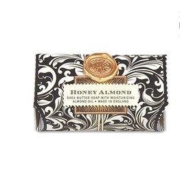 MICHEL DESIGN WORKS HONEY ALMOND Large Soap Bar