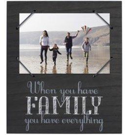 Malden 4X6 FAMILY BLACK CORDAGE