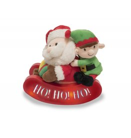 Cuddle Barn Santa's Sleigh Ride