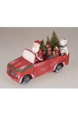 Transpac Christmas Car Decor
