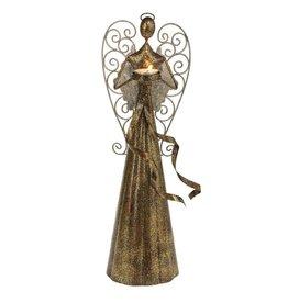 UMA ENTERPRISES INC. Small Angel Tealight Holder