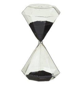 Diamond Hour Glass Sand