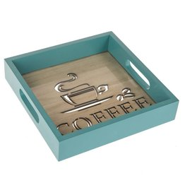 MIDWEST CBK Square COFFEE Tray