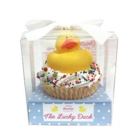 Feeling Smitten LUCKY DUCK Cupcake Bomb