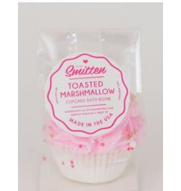 Feeling Smitten Mini TOASTED MARSHMALLOW Cupcake Bomb