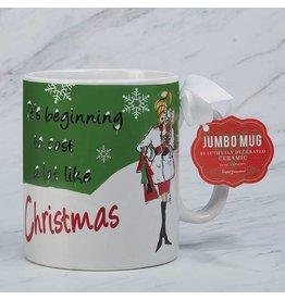 Certified International Corp IT'S BEGINNING TO COST A LOT 30-oz Jumbo Mug