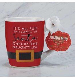 Certified International Corp IT'S ALL FUN AND GAMES 24-oz. Jumbo Mug