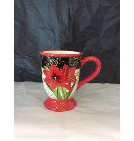Certified International Corp Holiday Mug 16 oz