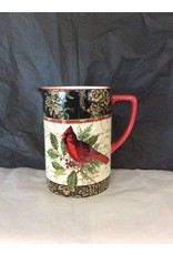 Certified International Corp Holiday Pitcher